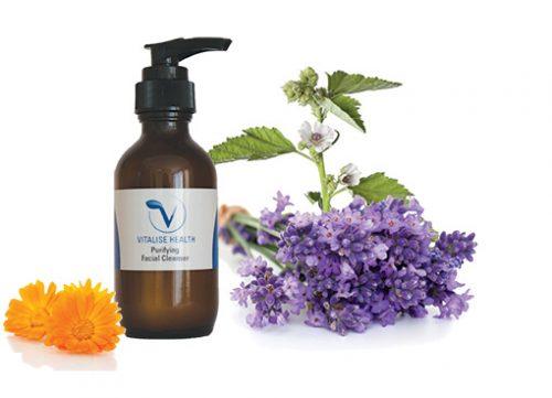 Vitalise health skincare cleanser